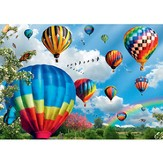 Up, Up & Away, 1000 Piece Puzzle
