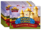 Kingdom Collector Cards, 25 sets of 7 cards