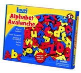 Alaphabet Avalanche, 500 letters