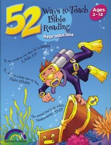 52 Ways to Teach Bible Reading
