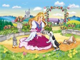 Little Princess, 35 Piece Puzzle