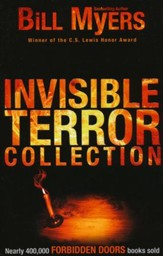 Invisible Terror Collect, Volume #2, Forbidden Doors Series, Repackaged