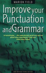 Improve Your Punctuation and Grammar / Digital original - eBook