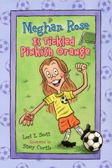 Meghan Rose Is Tickled Pinkish Orange