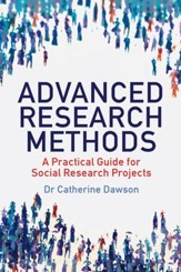 Advanced Research Methods: A Practical Guide for Social Research Projects / Digital original - eBook