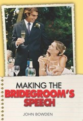 Making the Bridegroom's Speech / Digital original - eBook