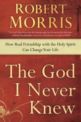 The God I Never Knew: How Real Friendship with the Holy Spirit Can Change Your Life - Slightly Imperfect