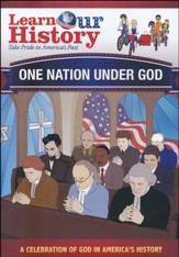 One Nation Under God: A Celebration of God in America's History DVD