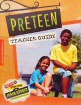 IO Preteen Teacher Guide, Grades 4-6