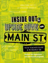 IO Teen Teacher & Resource CD