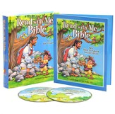 NIrV Read with Me Bible, Deluxe Ed. w/Audio CD