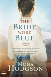 The Bride Wore Blue, Sinclair Sisters of Cripple Creek Series #3  - Slightly Imperfect