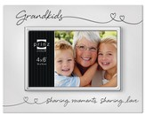 Grandkids, Sharing Moments, Sharing Love Photo Frame