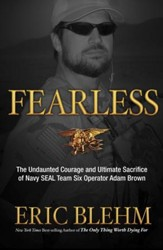 Fearless: The Undaunted Courage and Ultimate Sacrifice of Navy SEAL Team Six Operator Adam Brown - Slightly Imperfect