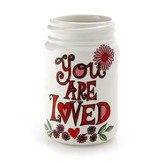 You Are Loved Mason Jar