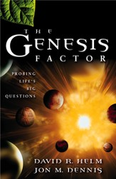The Genesis Factor: Probing Life's Big Questions - eBook