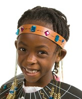 Egypt VBS 2016: Decorative Egyptian Headband, pack of 10