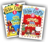 Crafts for Kids, Volumes 1 & 2