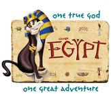 Egypt VBS 2016: Iron-On Transfer, pack of 10