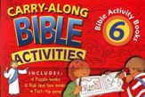 Carry-Along Bible Activities