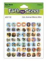 Stickers: Ark Animals Micro-Mini