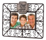 Trust in the Lord Photo Frame