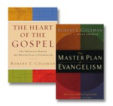 The Master Plan of Evangelism & The Heart of the Gospel, 2 Volume Pack