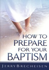 How to Prepare for Your Baptism - Slightly Imperfect