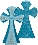 Trust In the Lord Tabletop Cross