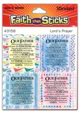 Stickers: Lord's Prayer KJV