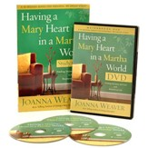 Having a Mary Heart Participant's Guide with DVD