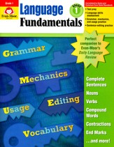 Language Fundamentals Grade 1