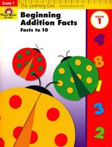 The Learning Line: Beginning Addition Facts to 10