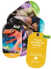 Cave Quest VBS 2016: Bible Memory Buddies, Set of 5