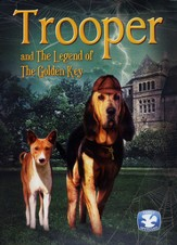 Trooper and the Legend of the Golden Key, DVD