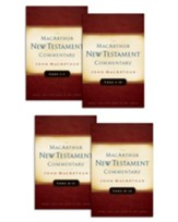 Luke 1-24 MacArthur New Testament Commentary Set / Digital original - eBook