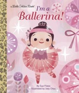 I'm a Ballerina! - eBook