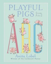 Playful Pigs from A to Z - eBook