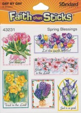 Stickers: Spring Blessings