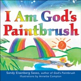 I Am God's Paintbrush Board Book