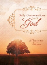 Daily Conversations with God: Prayers for Women - eBook