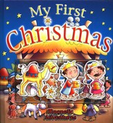 My First Christmas: Magnetic Adventures