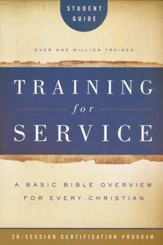 Training for Service: Student Guide