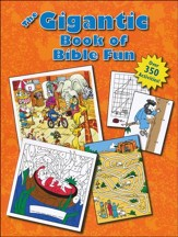The Gigantic Book of Bible Fun - Slightly Imperfect