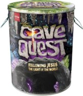 Cave Quest VBS 2016 Ultimate Starter Kit: Following Jesus, The Light of the Word