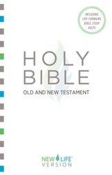The Bible - New Life Version - eBook