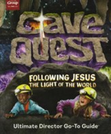 Cave Quest VBS 2016: Ultimate Director Go-To Guide