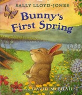 Bunny's First Spring - Slightly Imperfect