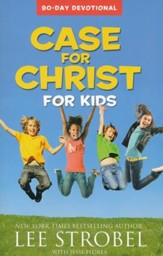 Case for Christ for Kids 90-Day Devotional - Slightly Imperfect