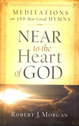 Near To The Heart Of God: Meditations on 366 Best-Loved Hymns (slightly imperfect)